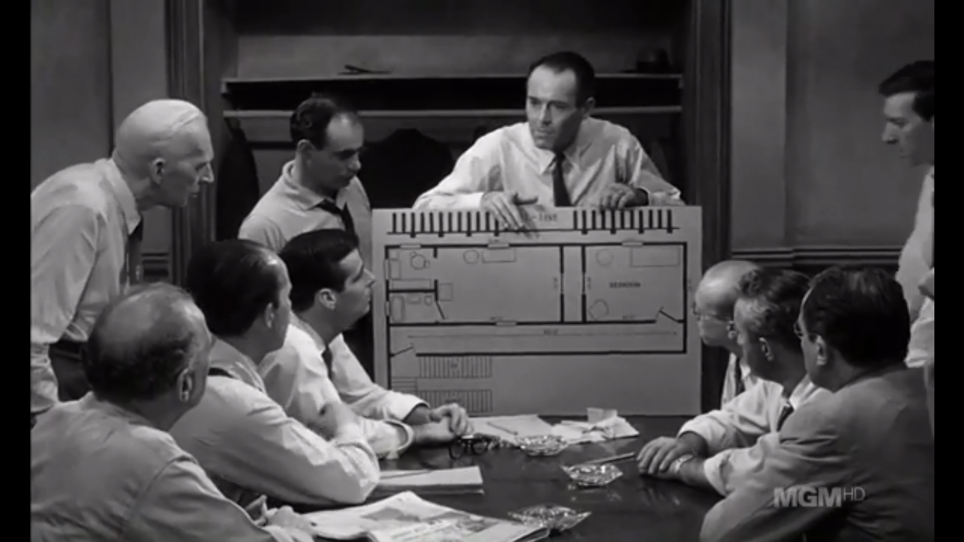 """""""12 Angry Men"""" and the Truth Movement"""
